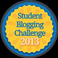 Student Blogging Challenge 2013