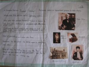 Project on Thomas Edison 007