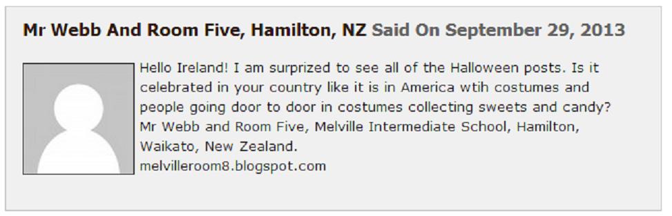 Message from Hamilton 1