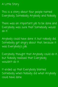 A Little Story. This is a story about (2)