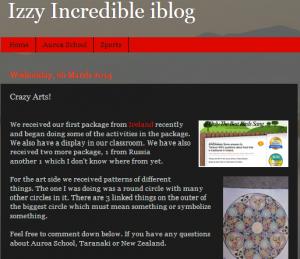 Isabelle's Blog